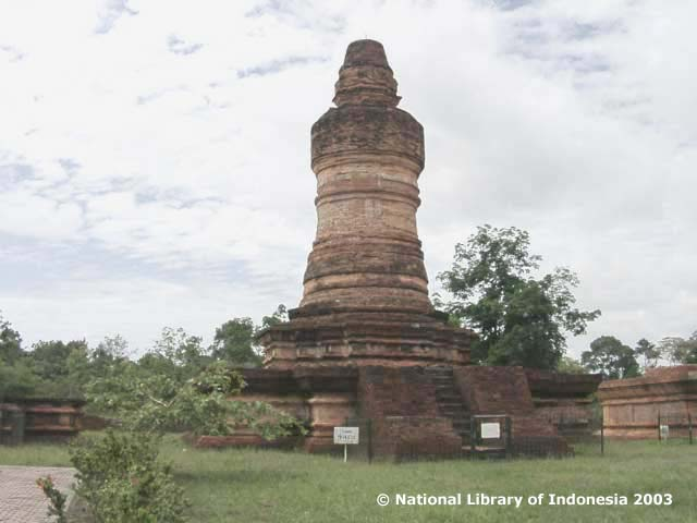 Muara Takus temple, Sumatra, Indonesia