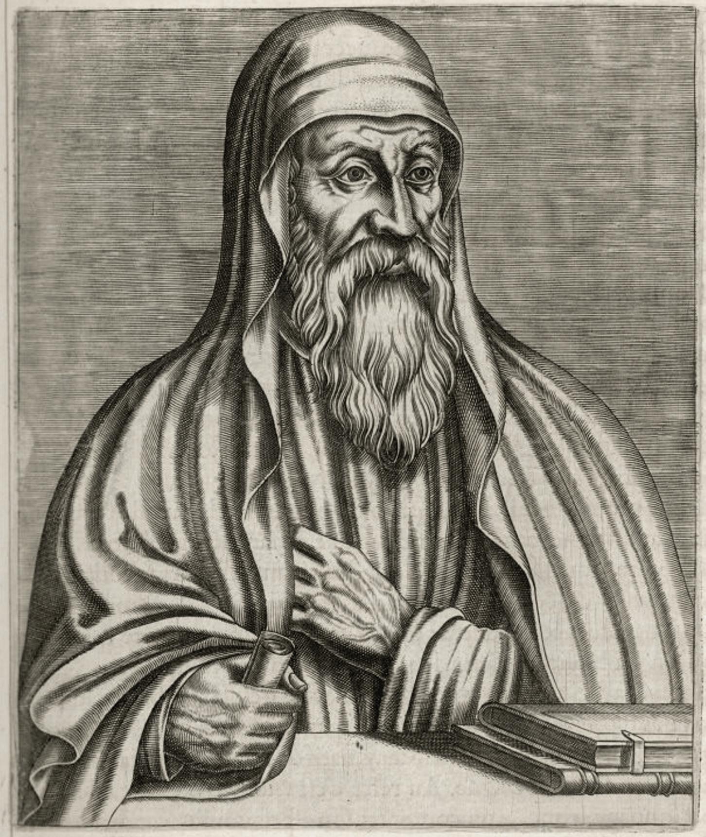 Ο Ωριγένης, αν και πίστευε στη μετενσάρκωση, εθεωρείτο ο μεγαλύτερος χριστιανός θεολόγος της εποχής του