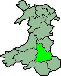 Brecknockshire