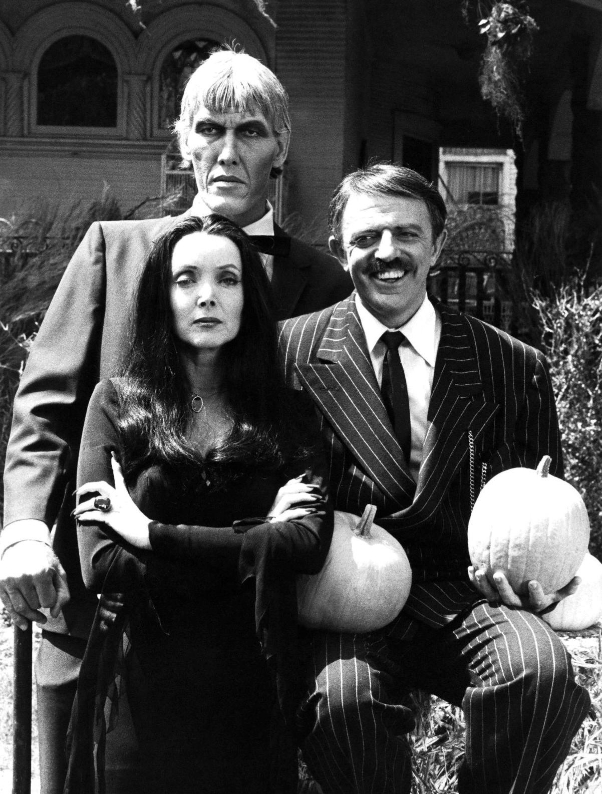 La Famille Addams Les Retrouvailles : famille, addams, retrouvailles, Famille, Addams, C'est, Fête, Wikipédia