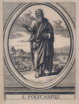English: Saint Polycarp