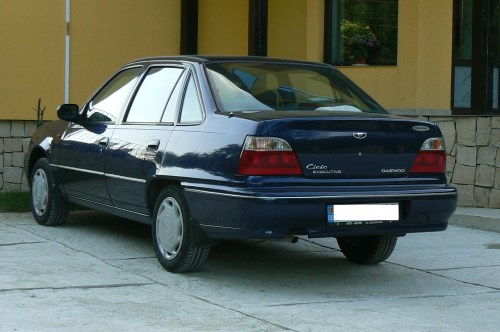 small resolution of file daewoo cielo executive built in romania equipped with the a15mf 16valve engine