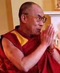 14. Dalai Lama Tenzin Gyatso