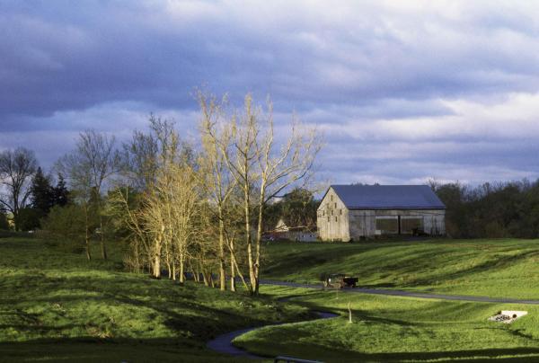 file farm barn scenic