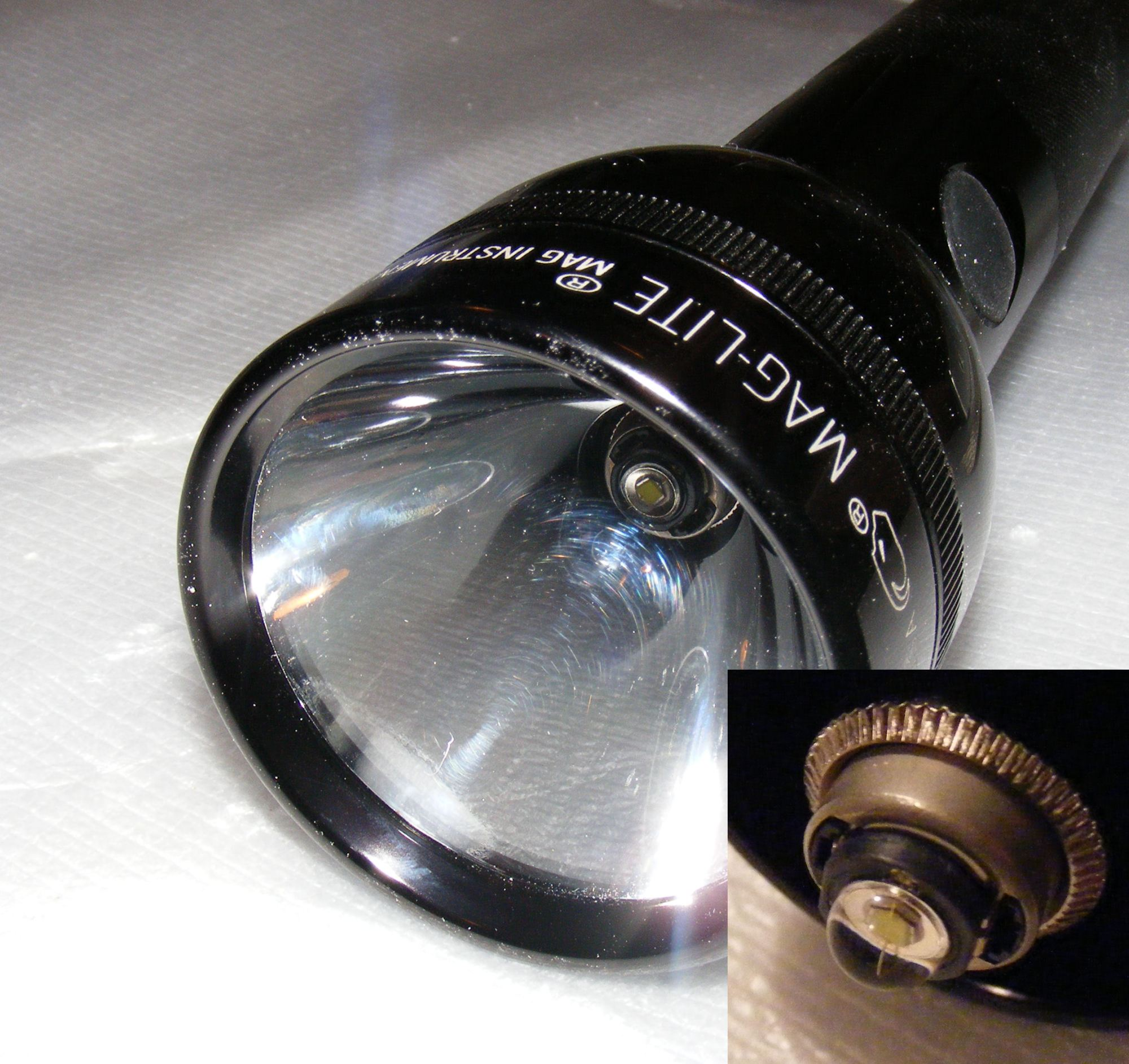 hight resolution of led module maglite images
