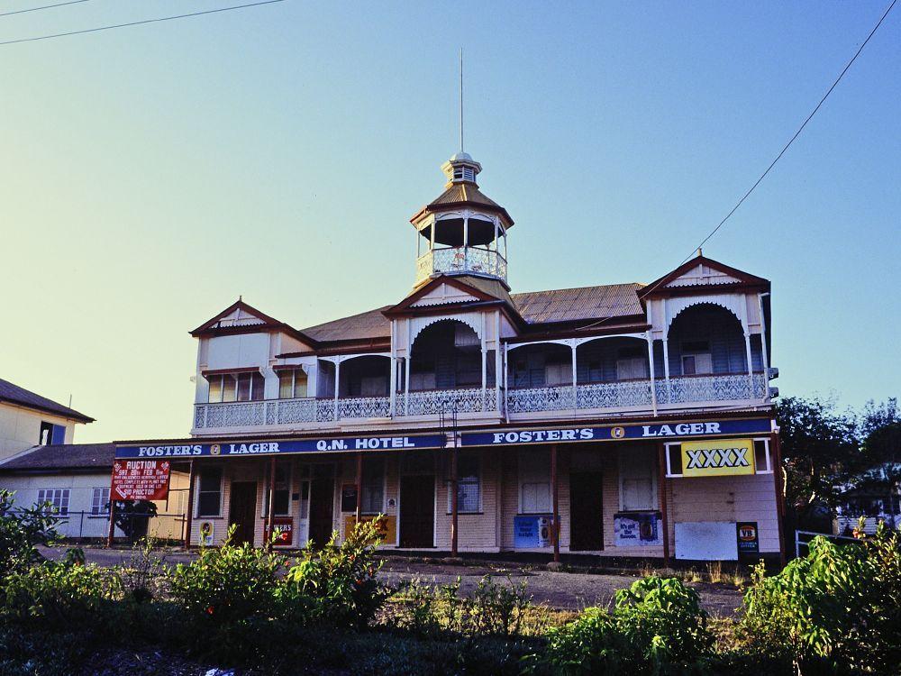 Queensland National Hotel  Wikipedia