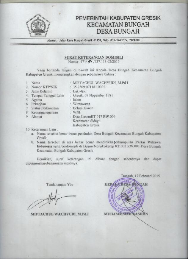 Surat Keterangan Jalan : surat, keterangan, jalan, File:SURAT, KETERANGAN, DOMISILI, PARTAI, WIBAWA, INDONESIA.jpg, Wikimedia, Commons