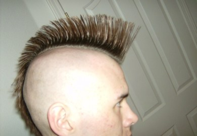Mohawk Hairstyle Wikipedia The Free Encyclopedia