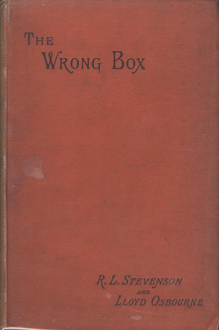 The Wrong Box novel  Wikipedia
