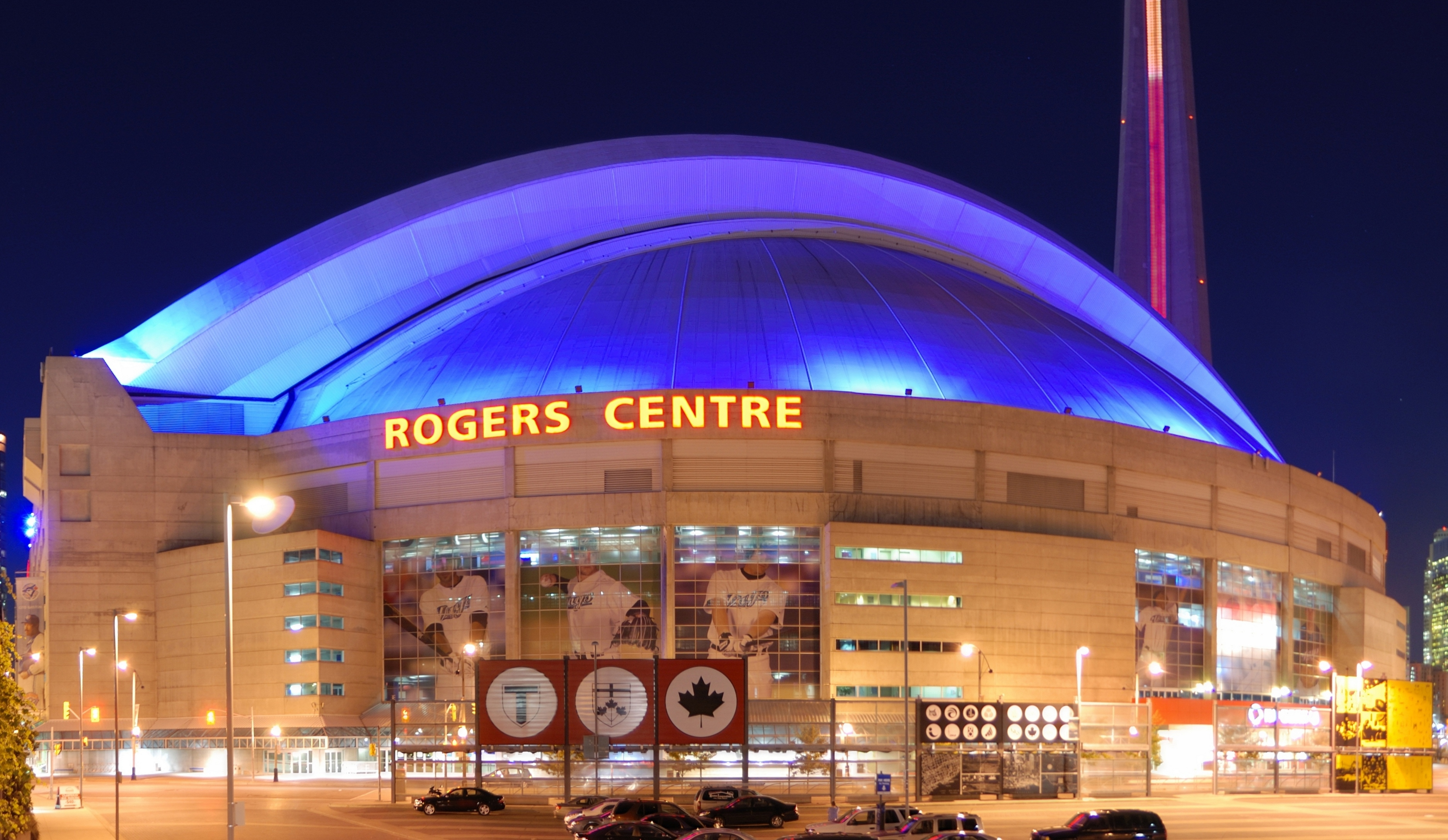 Rogers Centre  Wikiwand