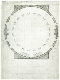 File:University of Virginia Rotunda plan dome room.jpg ...