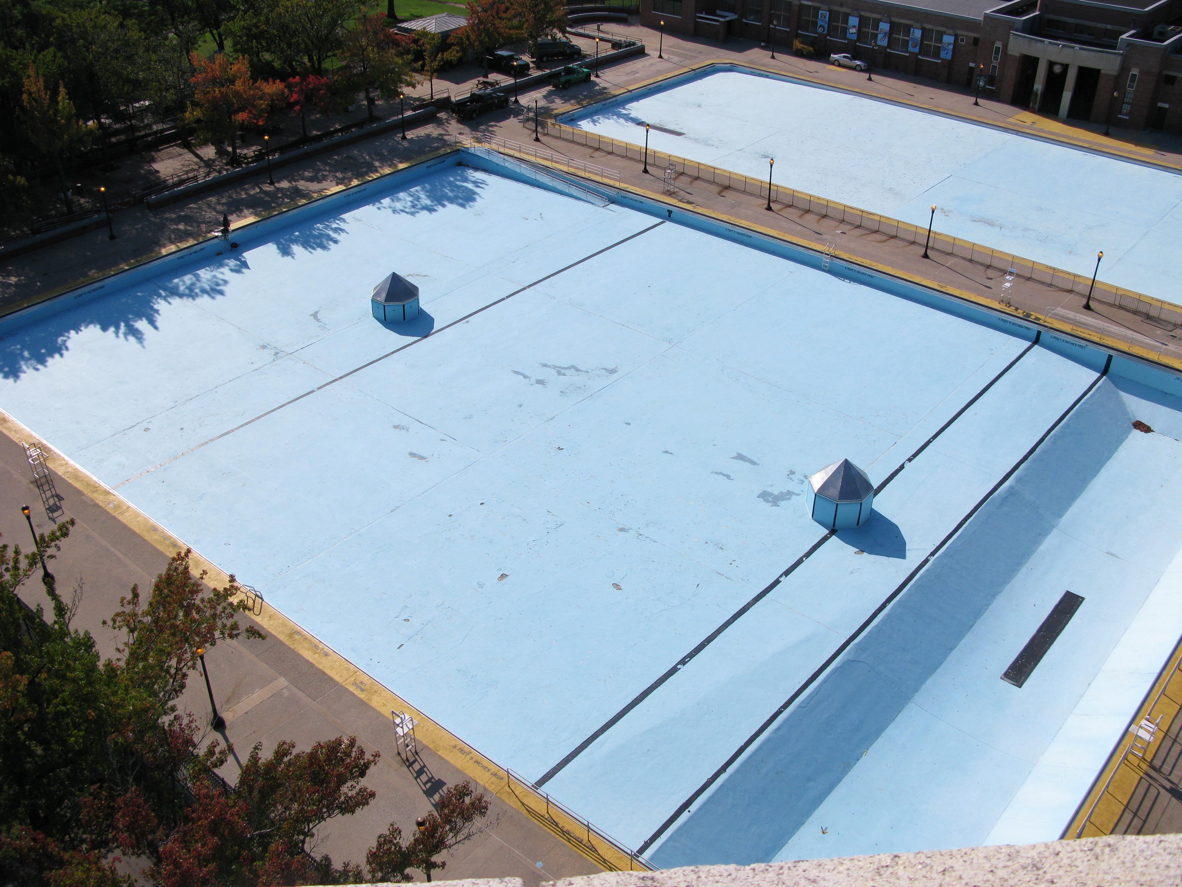 Highbridge pool