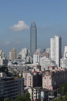 File Wenzhou World Trade Center Dans Son Environnement