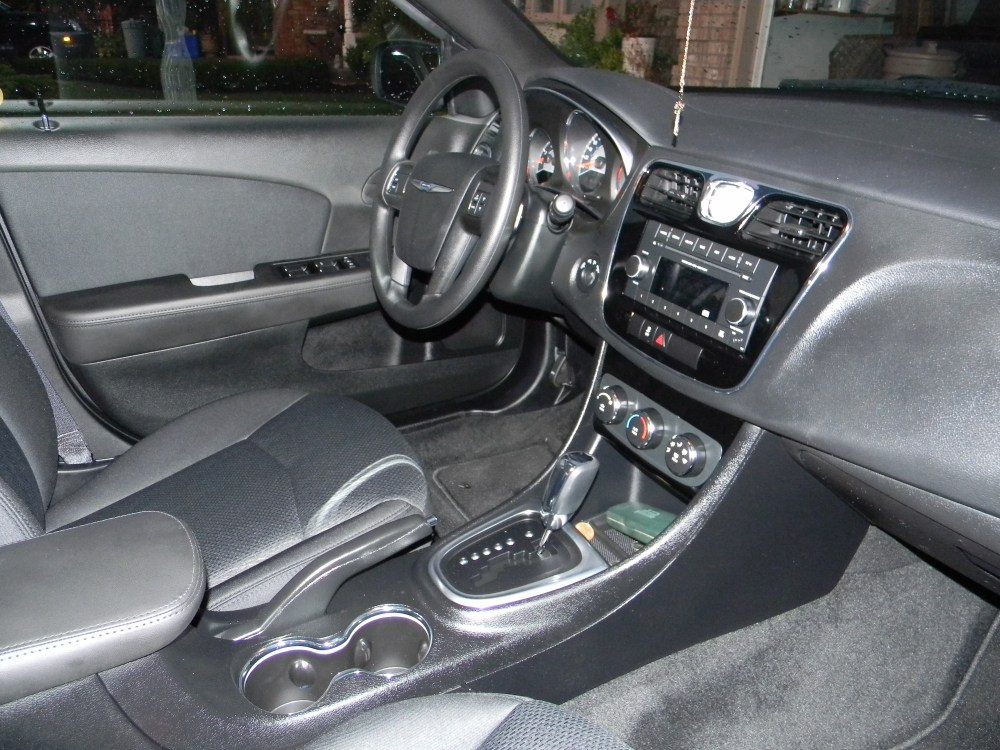medium resolution of 2013 edit interior the 2013 chrysler 200