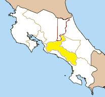 Español: Provincia de San José, Costa Rica