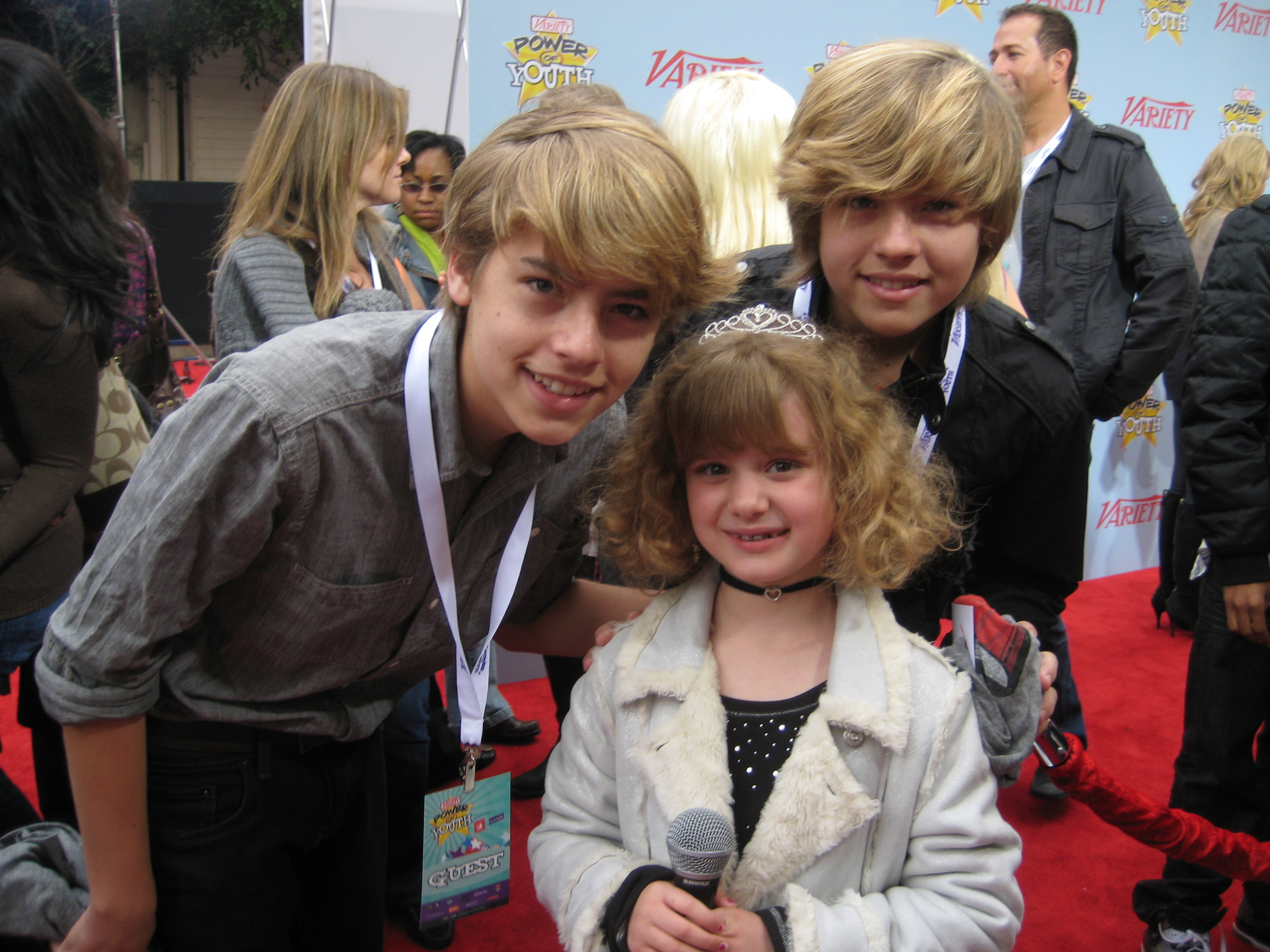 Cole And Cody Sprouse