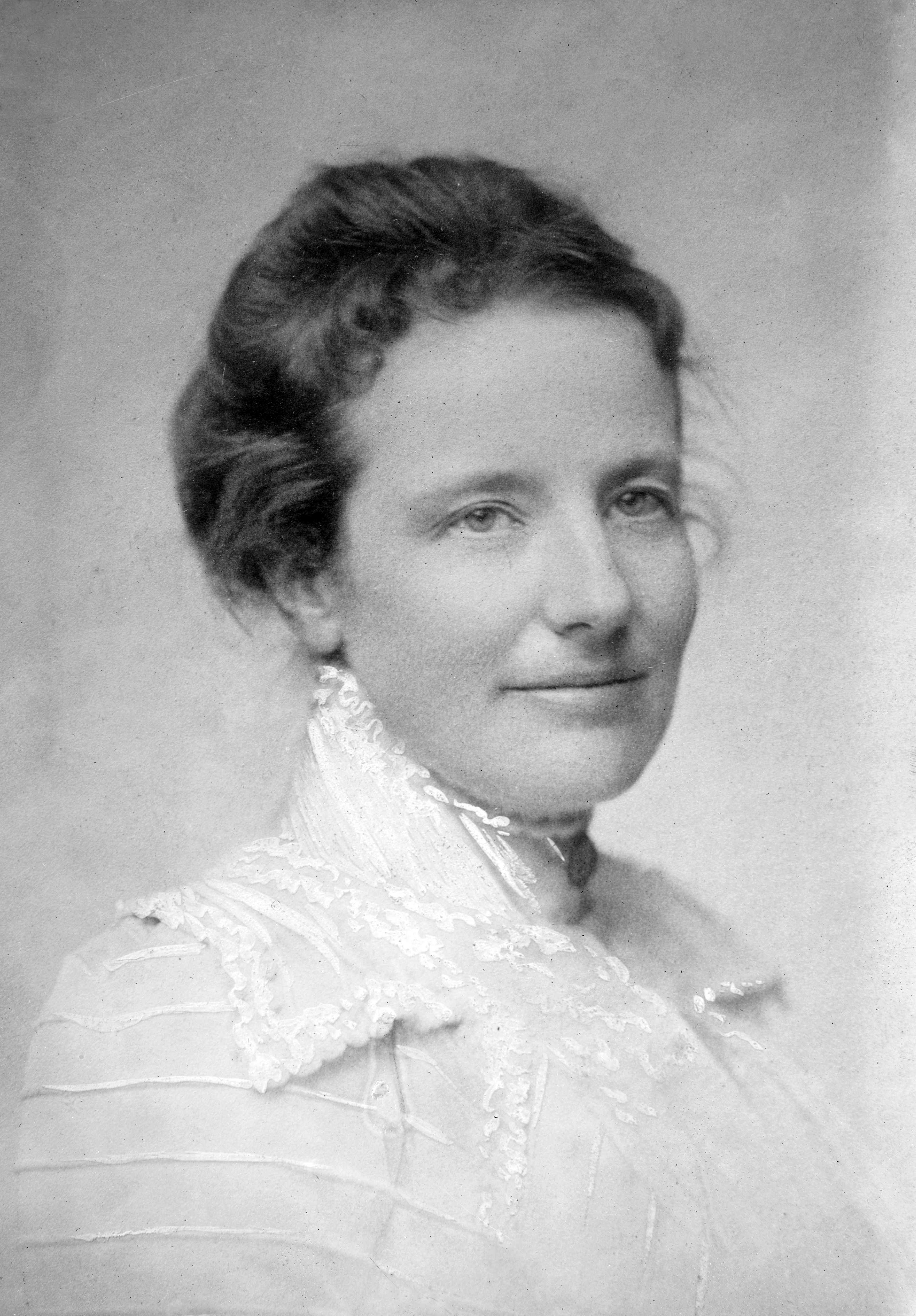 Edith Kermit Carow Roosevelt, second wife of Theodore Roosevelt