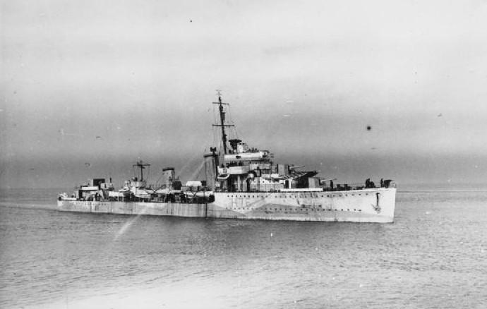 HMS Fury H76  Wikipedia