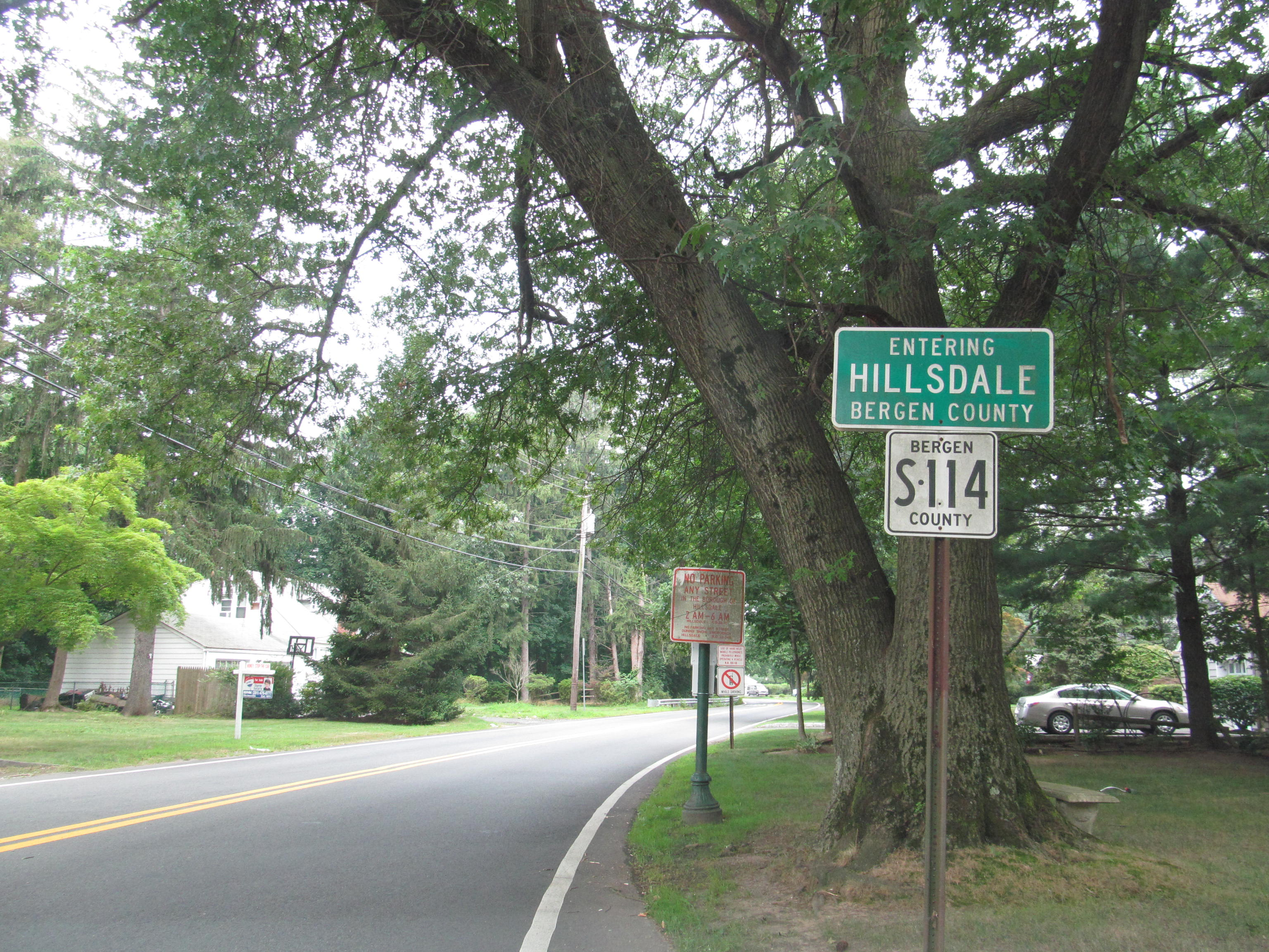 From the Back Pocket of NJ: Memories from a Girl from Hillsdale