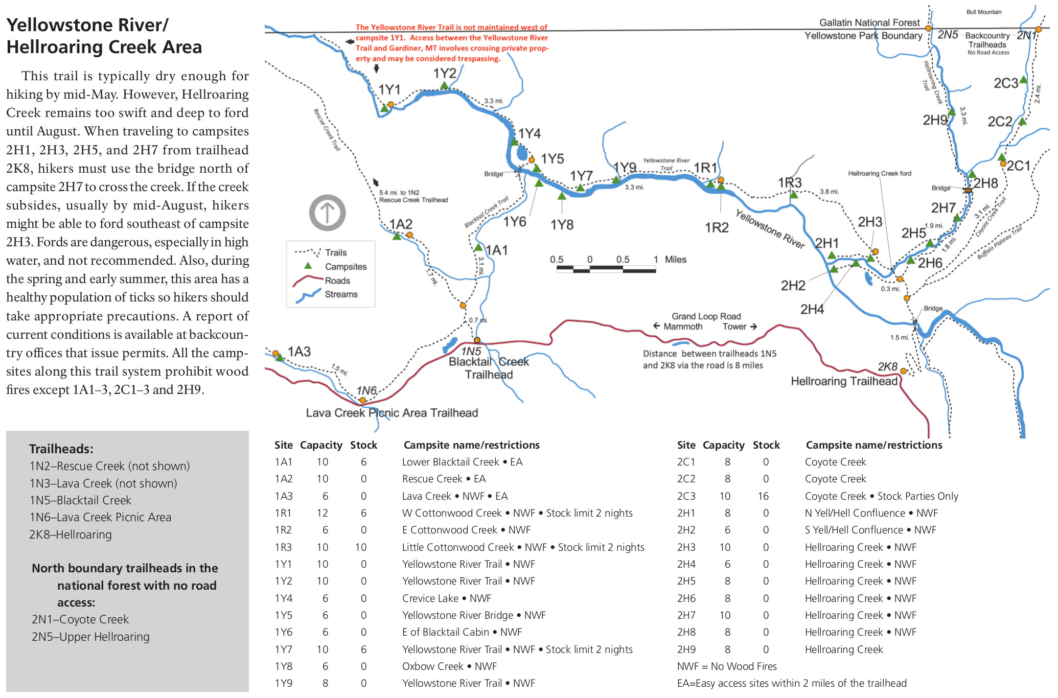 File Nps Yellowstone River Backcountry Map