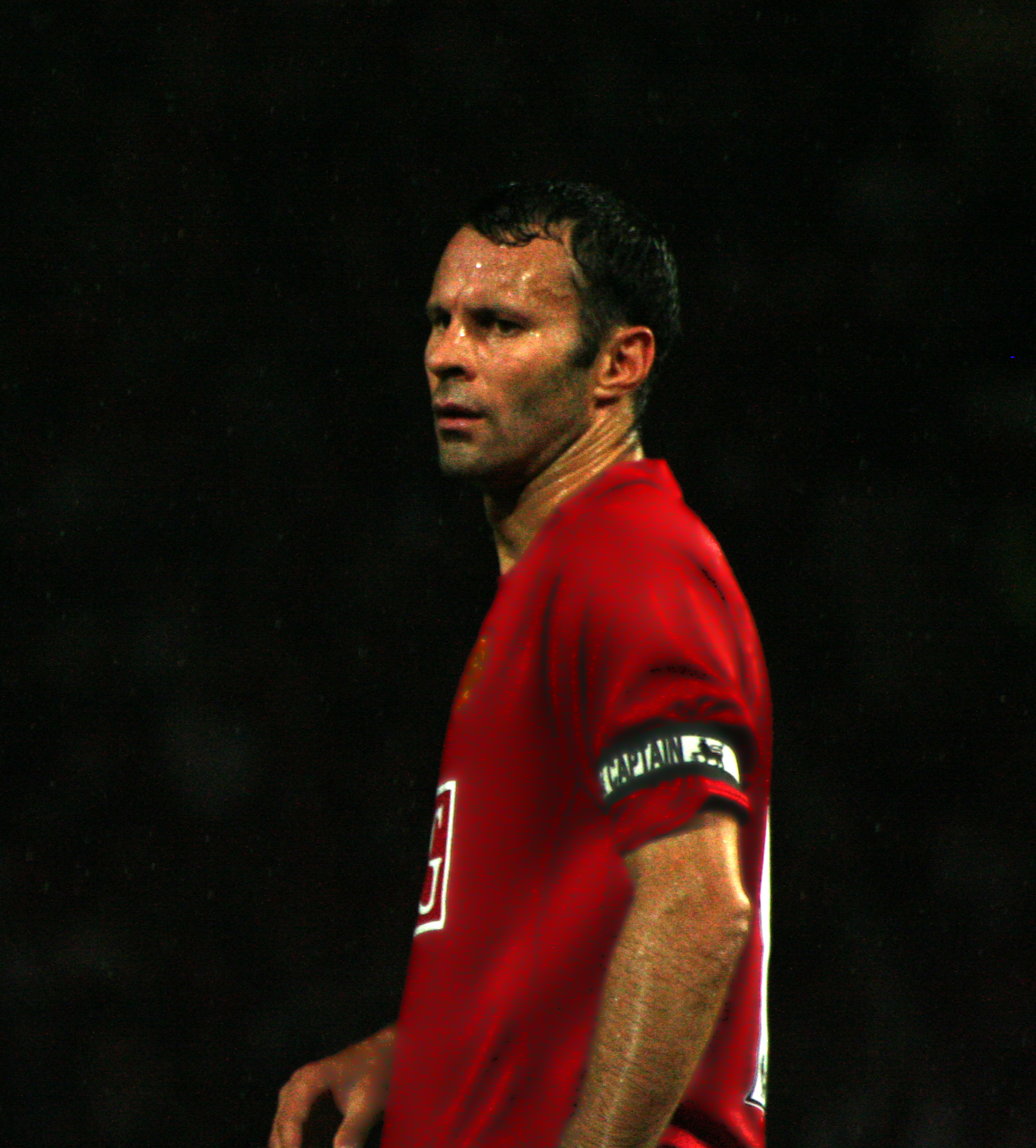 Ryan Giggs scored an enormous goal on a free kick on Saturday against Tottenham. The game was one of the most entertaining I have watched all year. But That is all I have for that story. (Courtesy James Adams flickr)