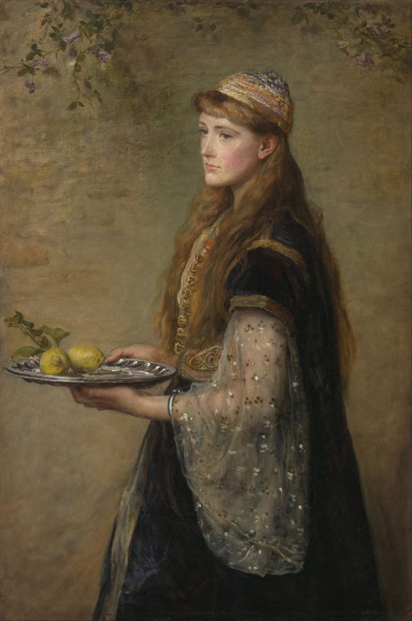 File Sir John Everett Millais - Captive Google Art