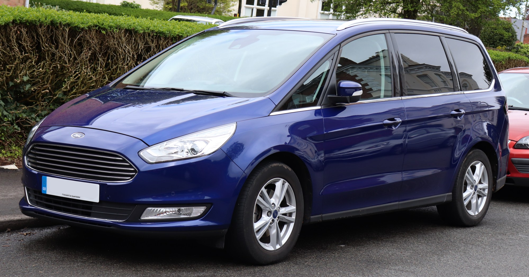 hight resolution of ford zafira