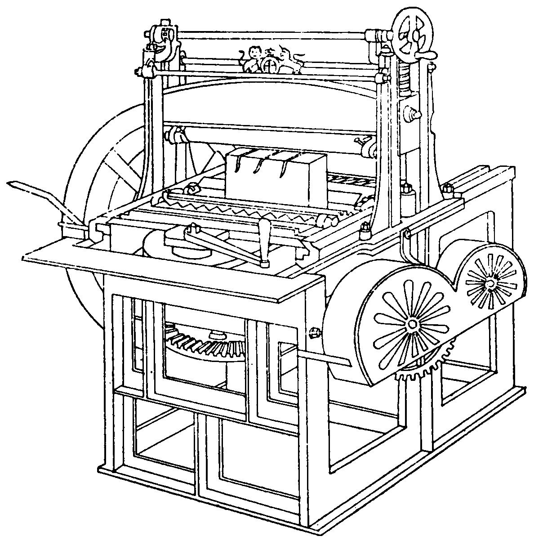 File Art Of Bookbinding P079 Rounding Machine