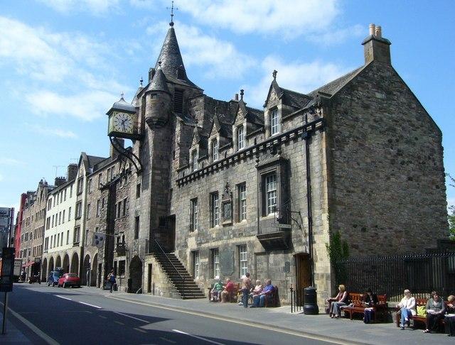 Edinburgh Highlights Städterreise