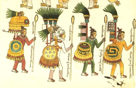 Image result for Aztec Warriors