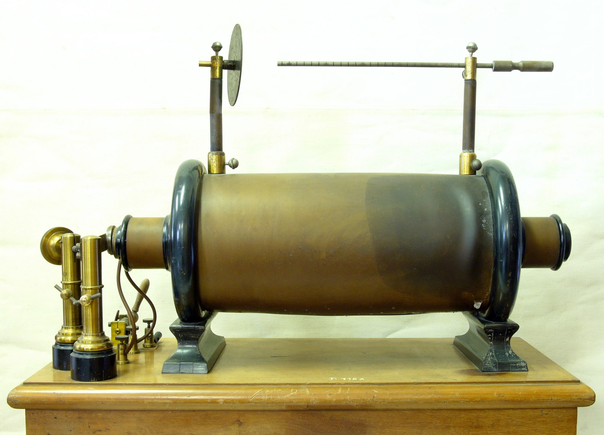 hight resolution of induction coil