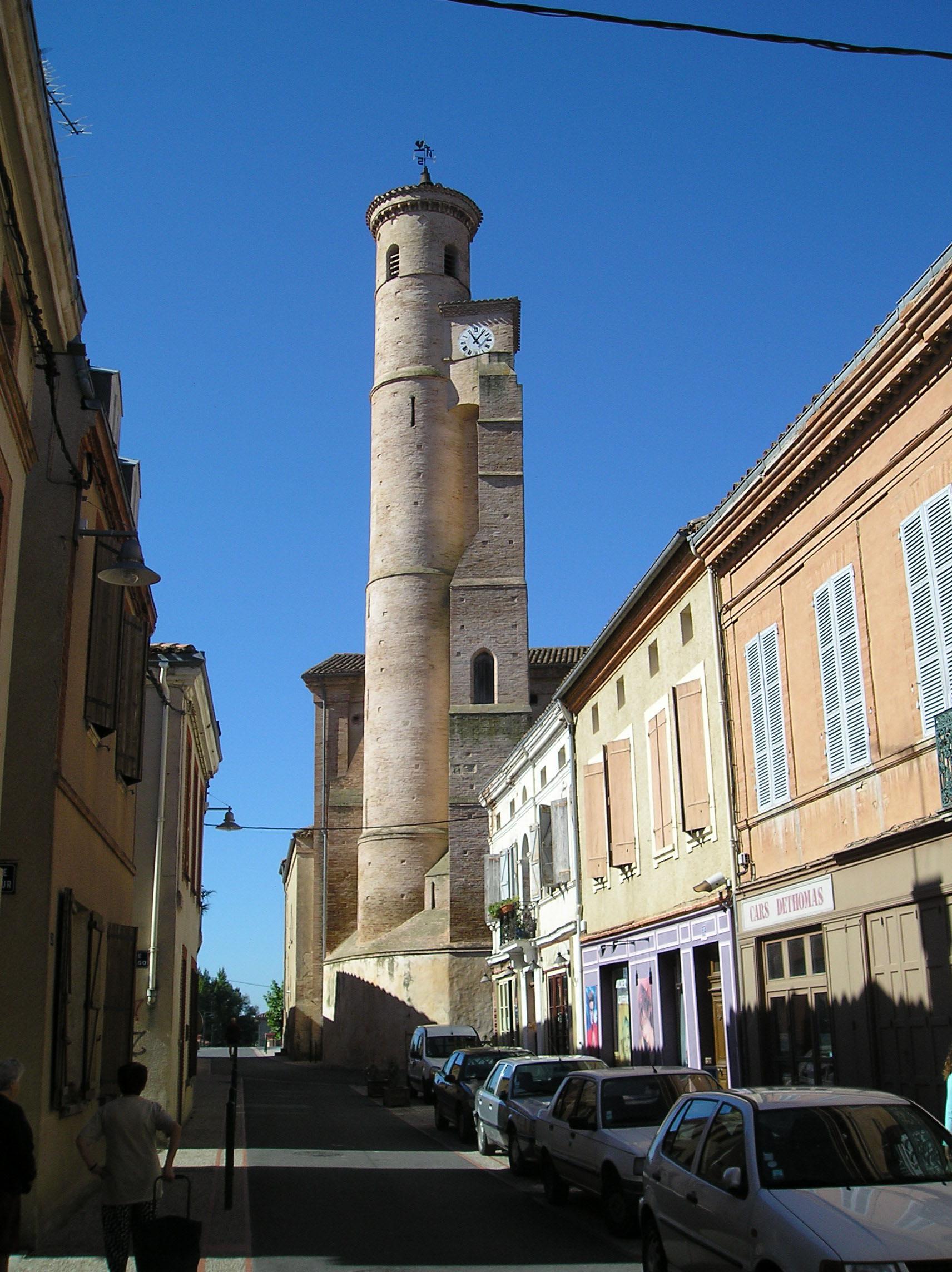 L Isle Jourdain Gers Wikip 233 Dia