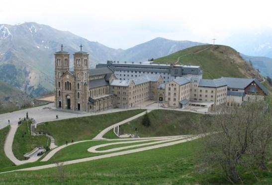 Santuário de Nossa Senhora da Salette (França)