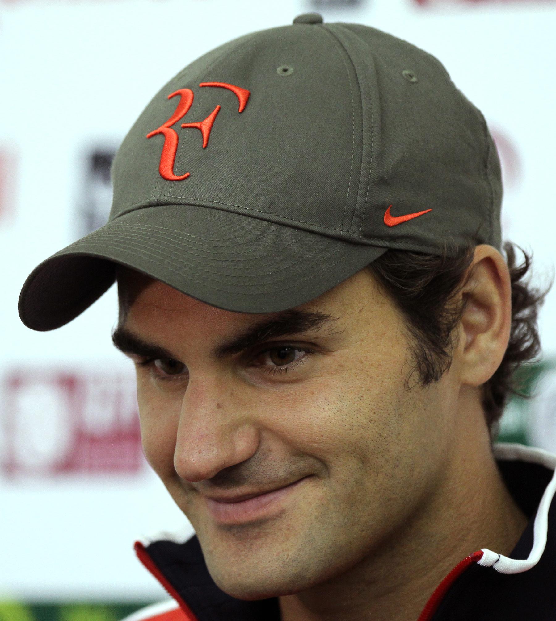Roger Federer Wikipedija
