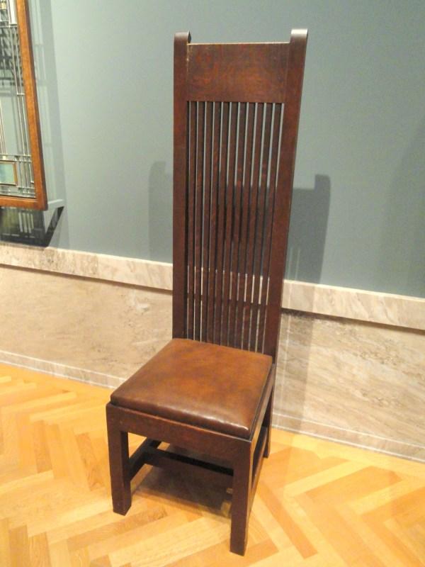 File Side Chair 1902 Frank Lloyd Wright American