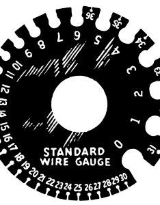 American wire gauge awg chart also question how do  know many amps your cable  will handle rh cablesondemandblog