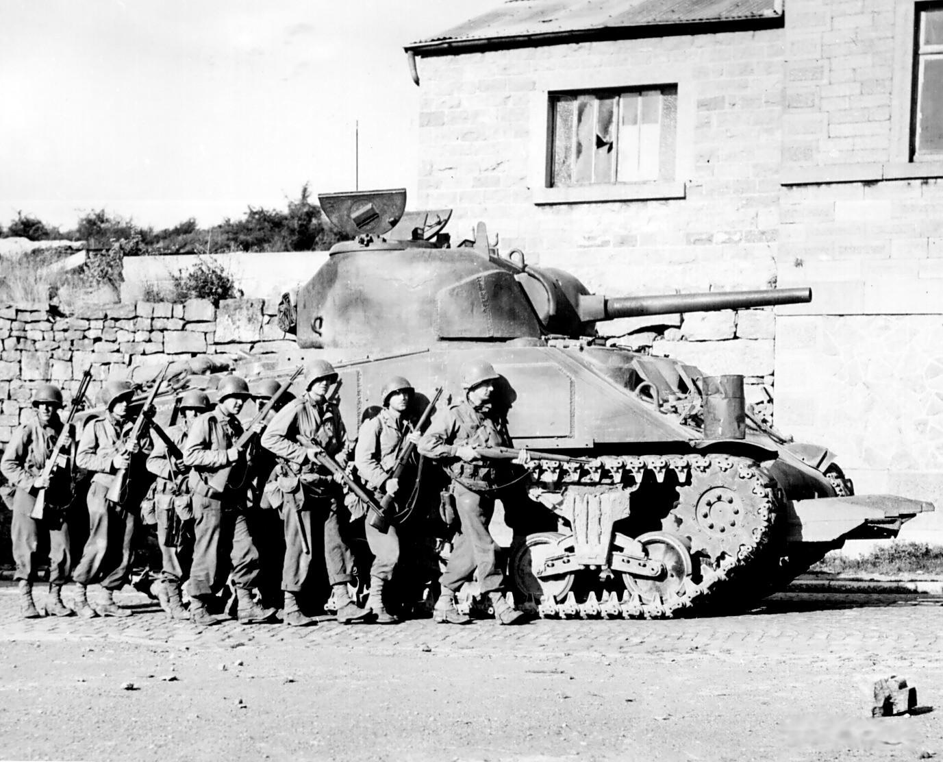 tanks in world war