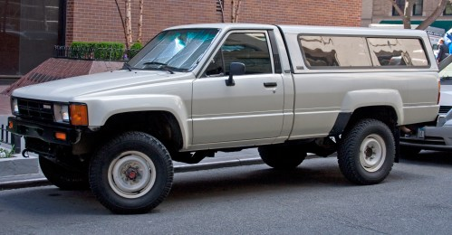small resolution of file 1987 toyota pickup long bed 4wd jpg
