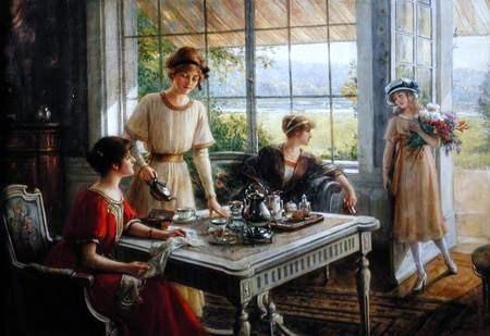 File:Albert Lynch femmes prenant le thé.jpg