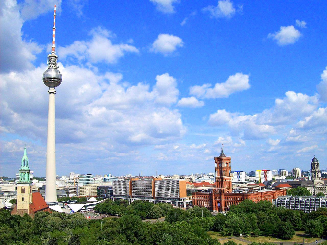 file alexanderplatz in berlin