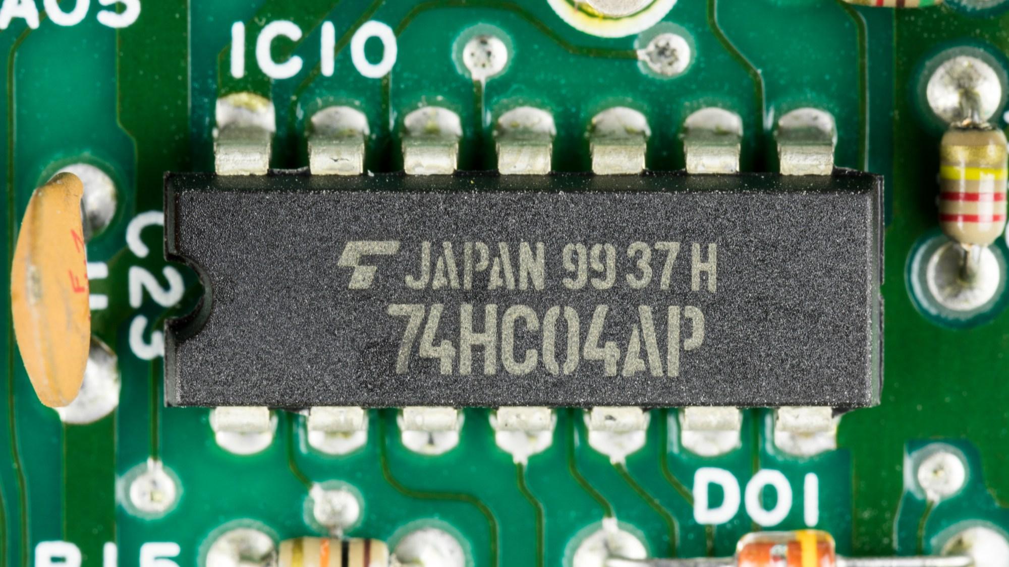 hight resolution of file nedap esd1 printer controller toshiba 74hc04ap 91829 jpg