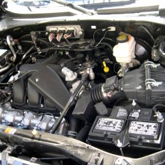 2005 Ford Escape Firing Order Diagram Recon Light Bar Wiring Mazda 3 V6 Engine B3000