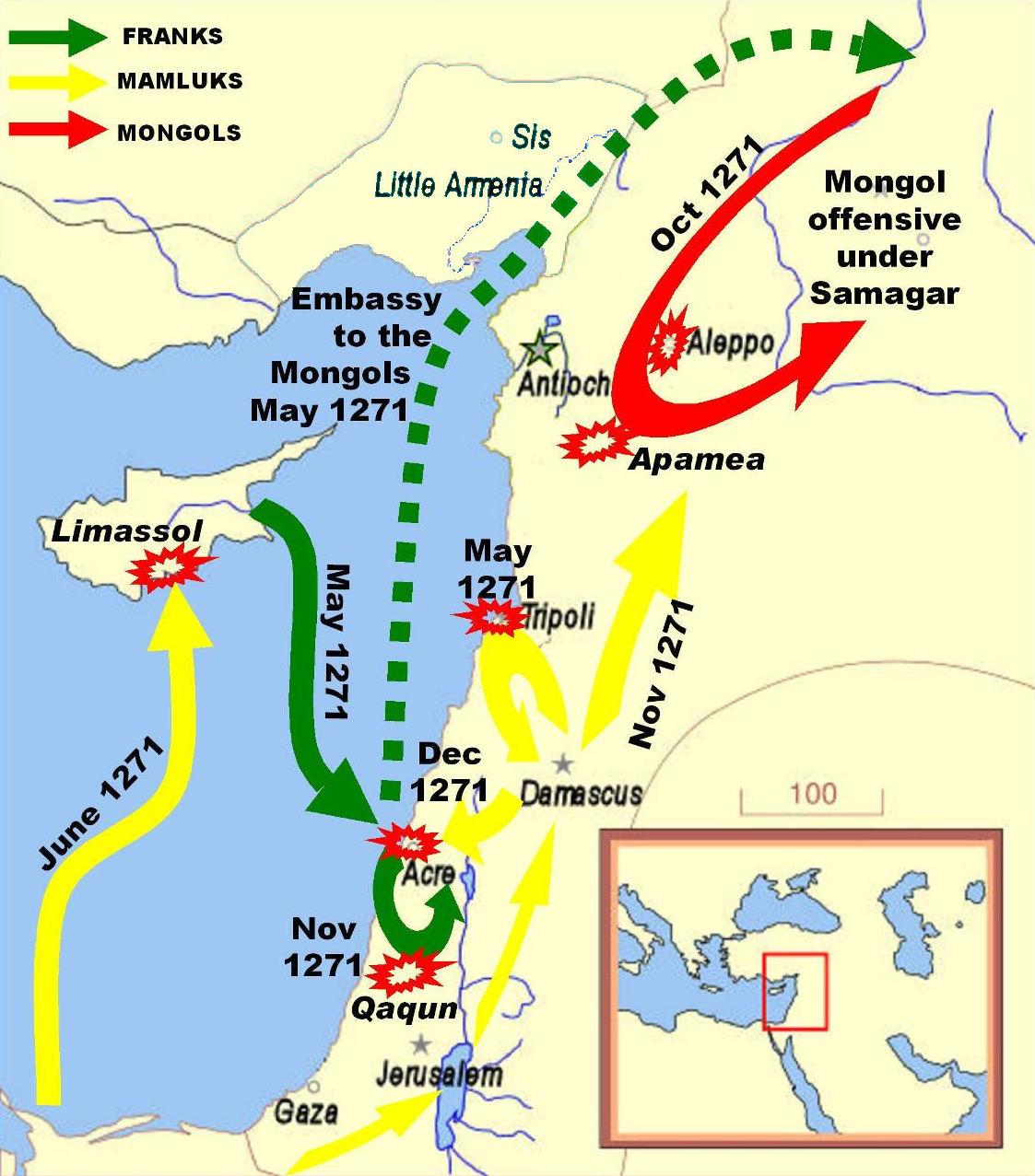 第九次十字軍東征 - 維基百科,自由的百科全書