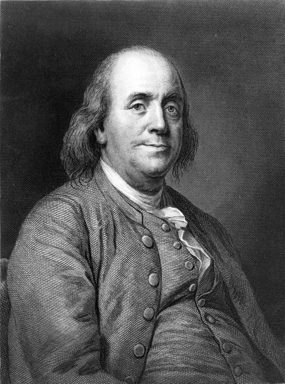 Benjamin Franklin Public Domain Clip Art Photos And Images