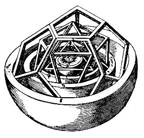 Closeup of inner section of the Kepler's Plato...