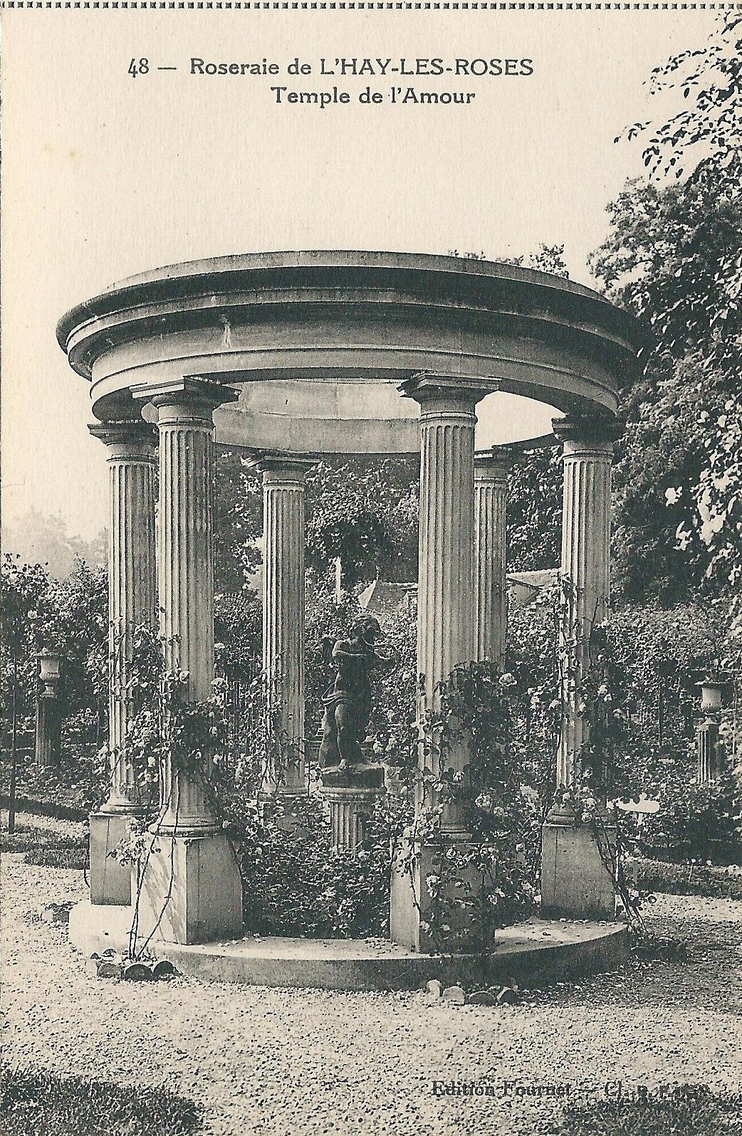 L Hay Les Roses Roseraie : roses, roseraie, File:L'Haÿ-les-Roses-FR-94-vers, 1925-La, Roseraie-17.jpg, Wikimedia, Commons