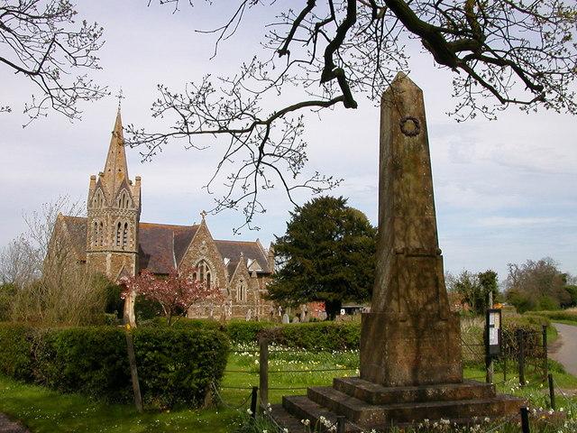 File:Lower Shuckburgh War Memorial - geograph.org.uk - 777698.jpg