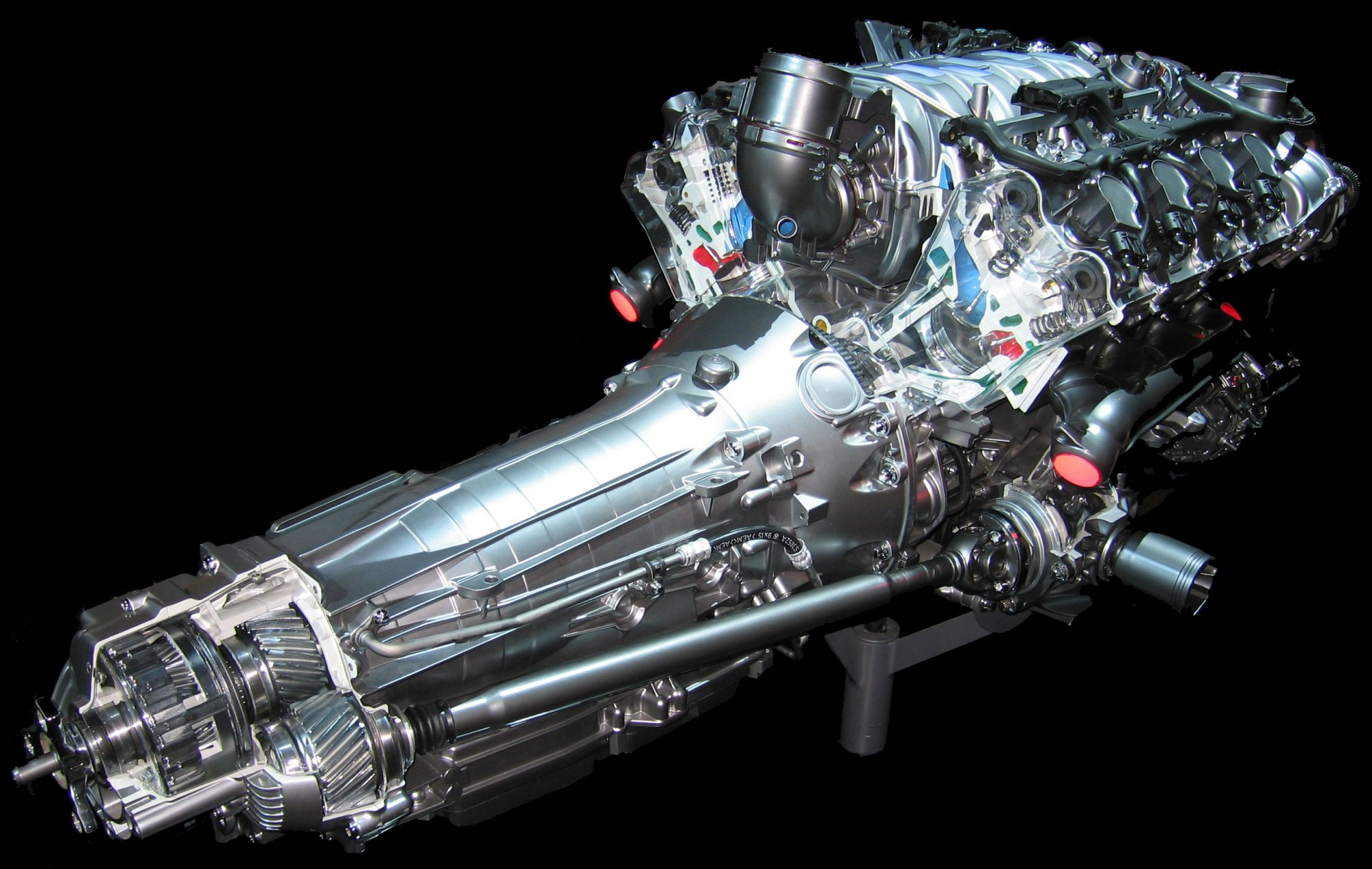 hight resolution of file mercedes benz 4matic gearbox jpg