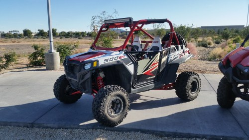 small resolution of polaris rzr xp 900 with aftermarket accessories