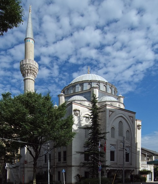 Tokyo Mosque - Wikipedia